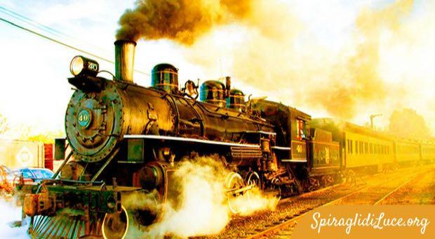 Il treno che passa solo una volta nella vita