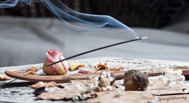 rituale per purificare la casa