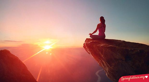 come meditare correttamente