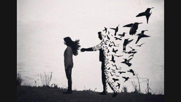 Essere lasciati e lasciare
